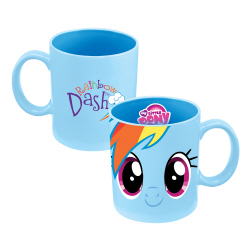 Gag Gifts - My Little Pony Rainbow Dash 12oz Ceramic Mug