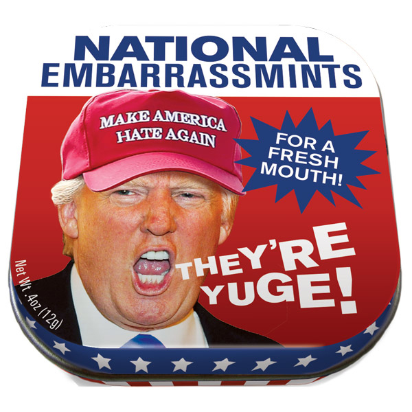 Gag Gifts - National Embarrassmints