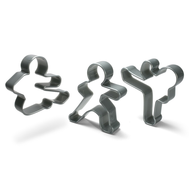Gag Gifts - Ninjabread Men Cookie Cutters