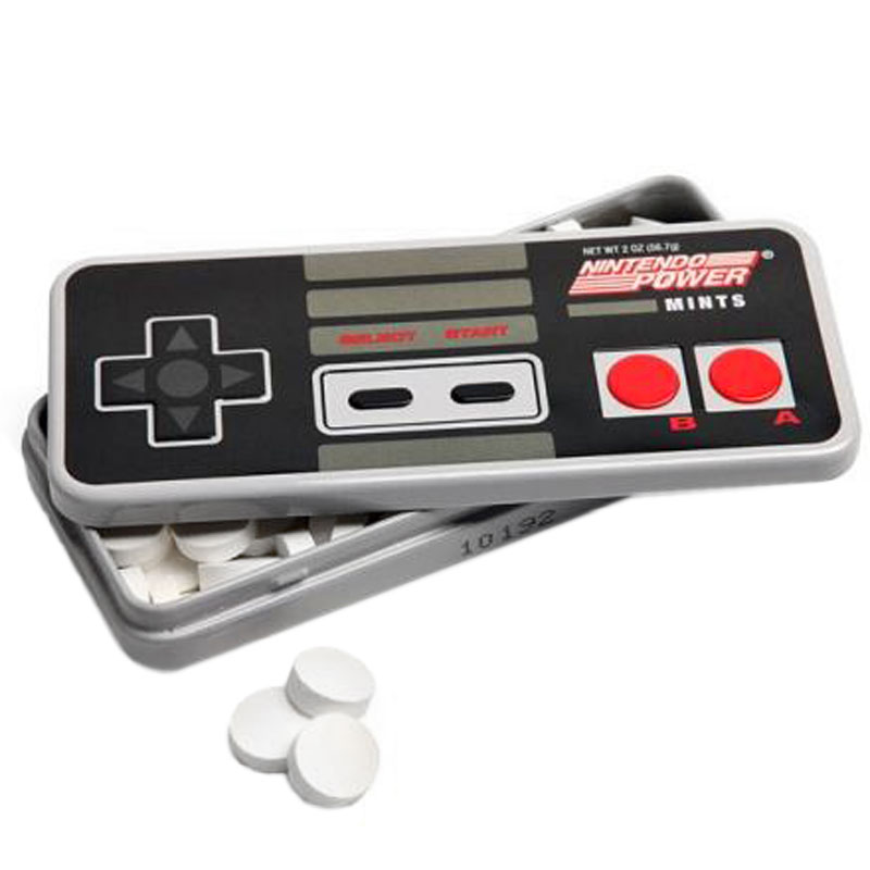 Gag Gifts - Nintendo NES Controller Mints