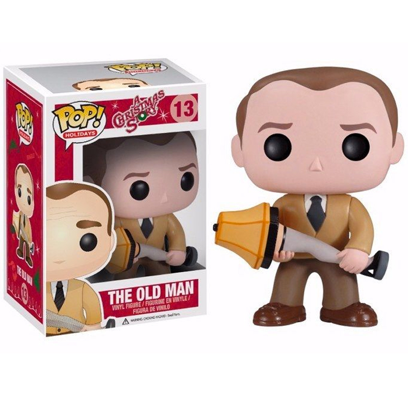Gag Gifts - Old Man with Lamp Pop! Vinyl Figure