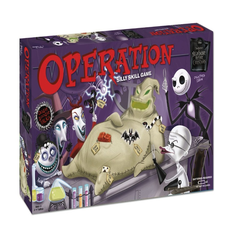 Gag Gifts - Operation Game: Nightmare Before Christmas