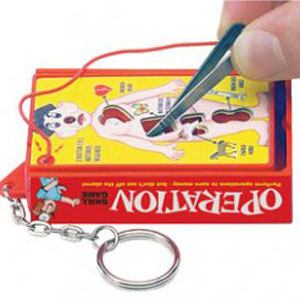 Gag Gifts - Operation Keychain