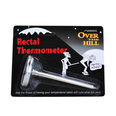 Gag Gifts - Over The Hill Rectal Thermometer