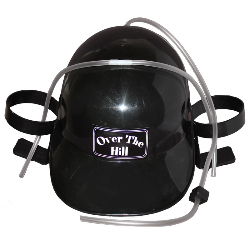 Gag Gifts - Over the Hill Drinking Helmet