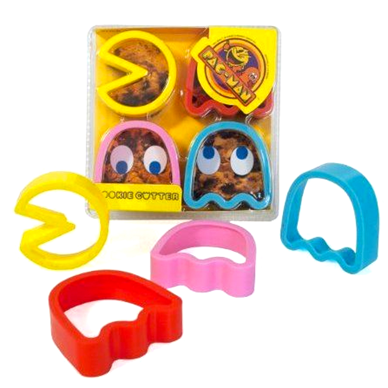 Gag Gifts - Pac-Man Cookie Cutters