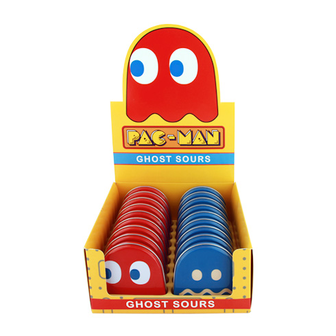 Gag Gifts - Pac-Man Ghost Sours Candy