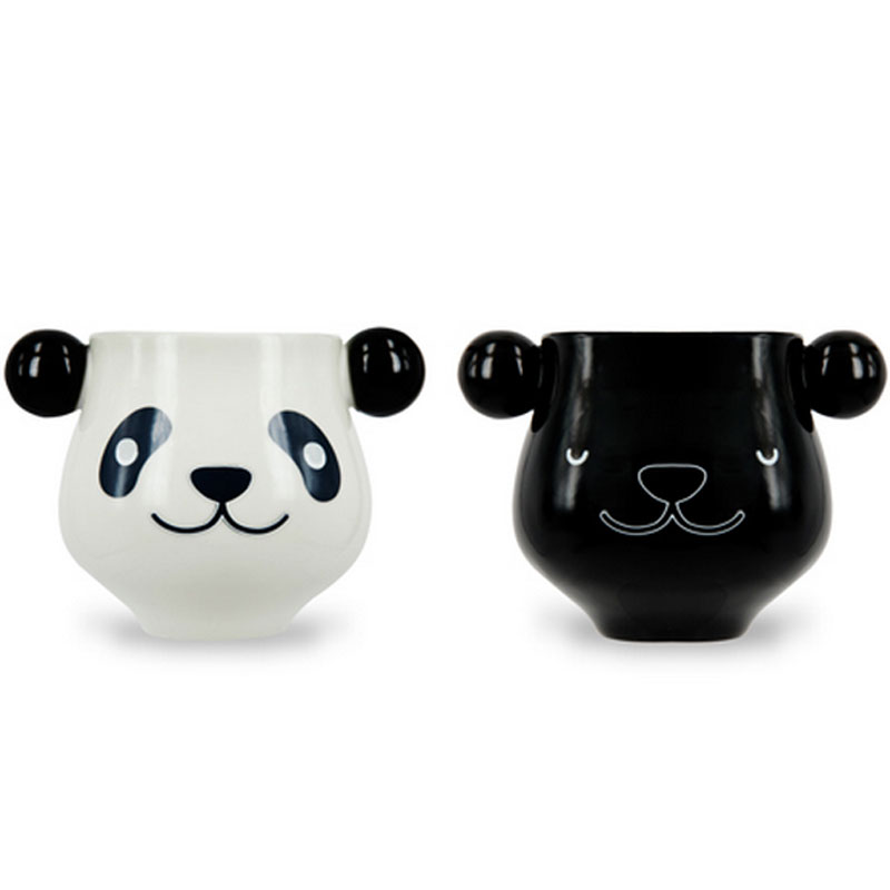 Gag Gifts - Panda Mug: Color Changing