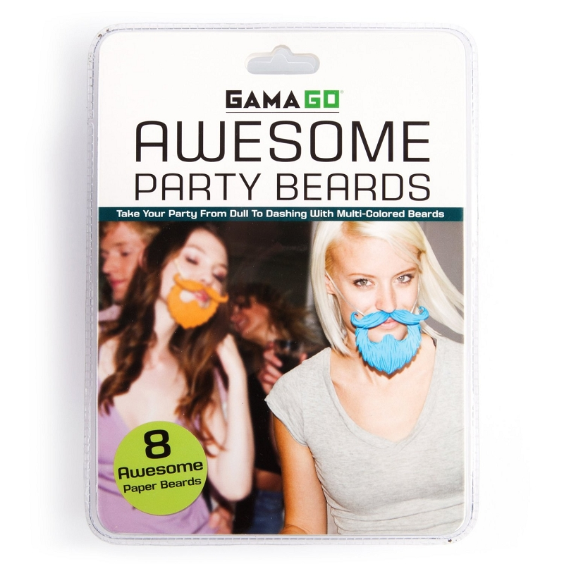 Gag Gifts - Party Beards