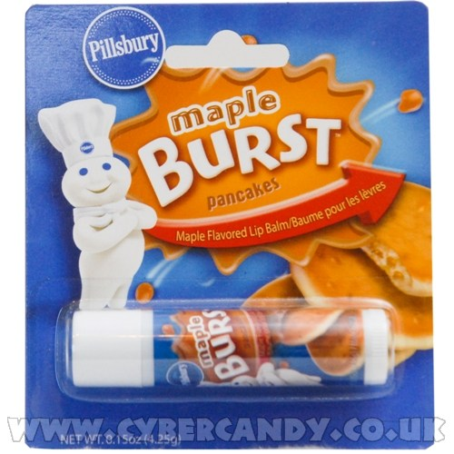 Gag Gifts - Pillsbury Lip Balm: Maple Burst Pancakes