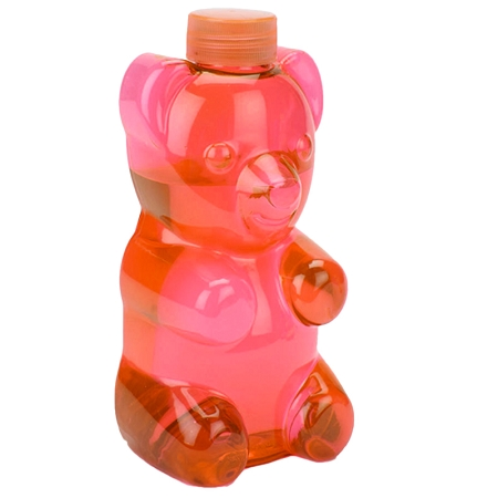 Gag Gifts - Pink Gummy Bear Flask