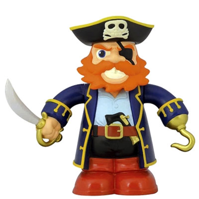 Gag Gifts - Pirate Pencil Sharpener