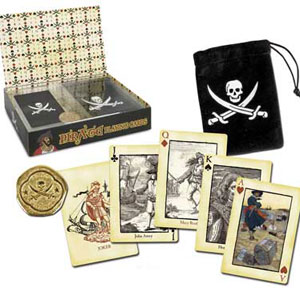 Gag Gifts - Pirates Playing Card Set