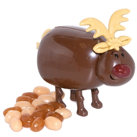 Gag Gifts - Pooping Reindeer Candy