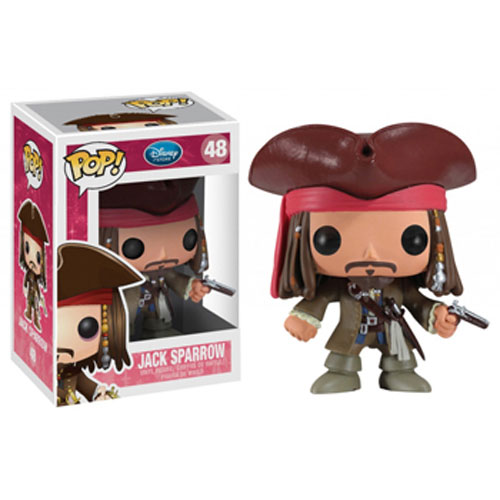 Gag Gifts - Pop! Vinyl Figure: Captain Jack Sparrow