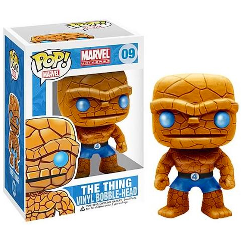 Gag Gifts - Pop! Vinyl Figure, Fantastic Four, The Thing