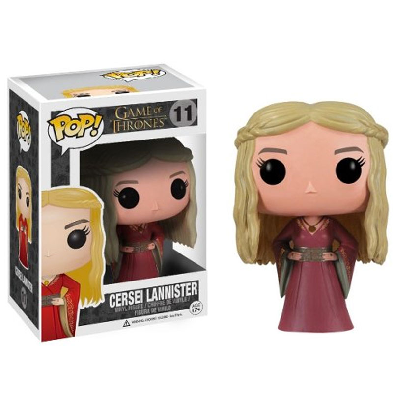 Gag Gifts - Pop! Vinyl Figure: Game of Thrones, Cersei Lannister