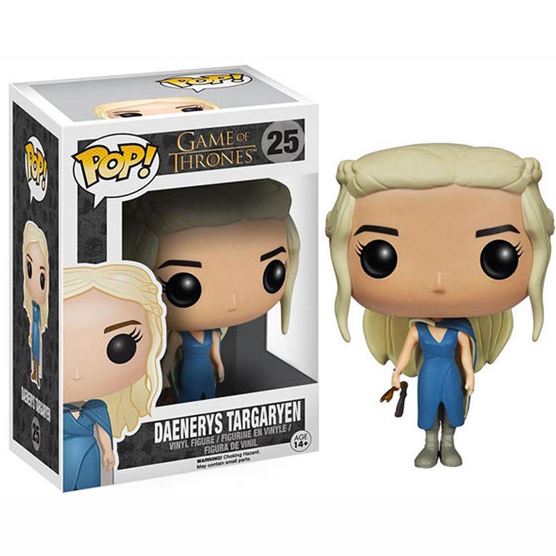 Gag Gifts - Pop! Vinyl Figure: Game of Thrones, Daenerys Tagaryen, Mhysa