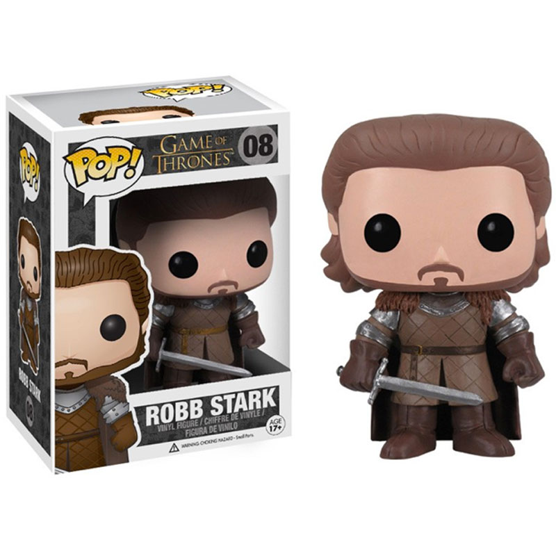 Gag Gifts - Pop! Vinyl Figure: Game of Thrones, Robb Stark