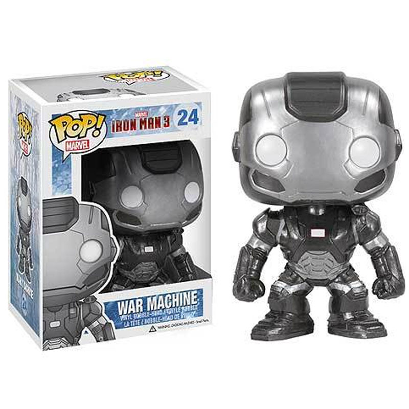 Gag Gifts - Pop! Vinyl Figure: Iron Man 3 War Machine Suit