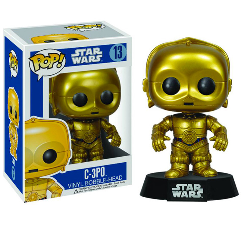Gag Gifts - Pop! Vinyl Figure, Star Wars C3PO
