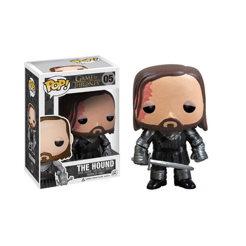 Gag Gifts - Pop! Vinyl Figure: The Hound, Games of Thrones