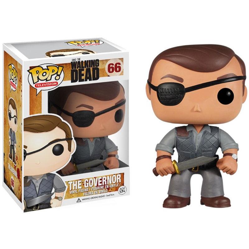 Gag Gifts - Pop! Vinyl Figure: The Walking Dead, The Governor