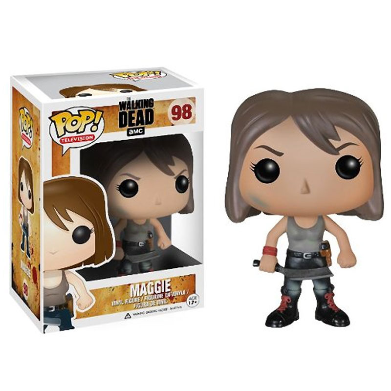 Gag Gifts - Pop! Vinyl Figure: Walking Dead, Maggie