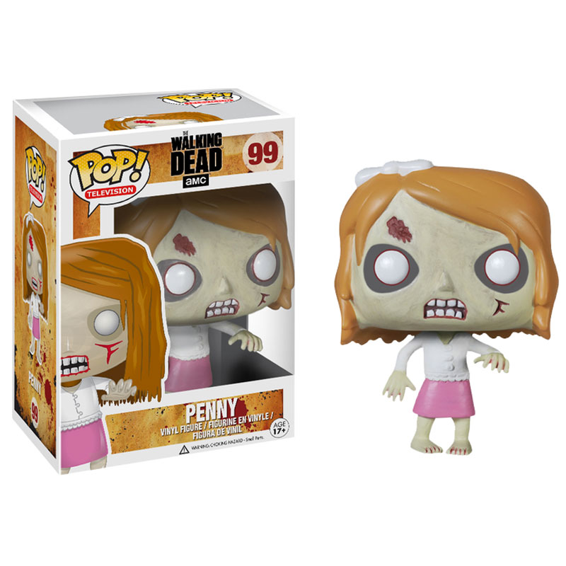 Gag Gifts - Pop! Vinyl Figure: Walking Dead, Penny