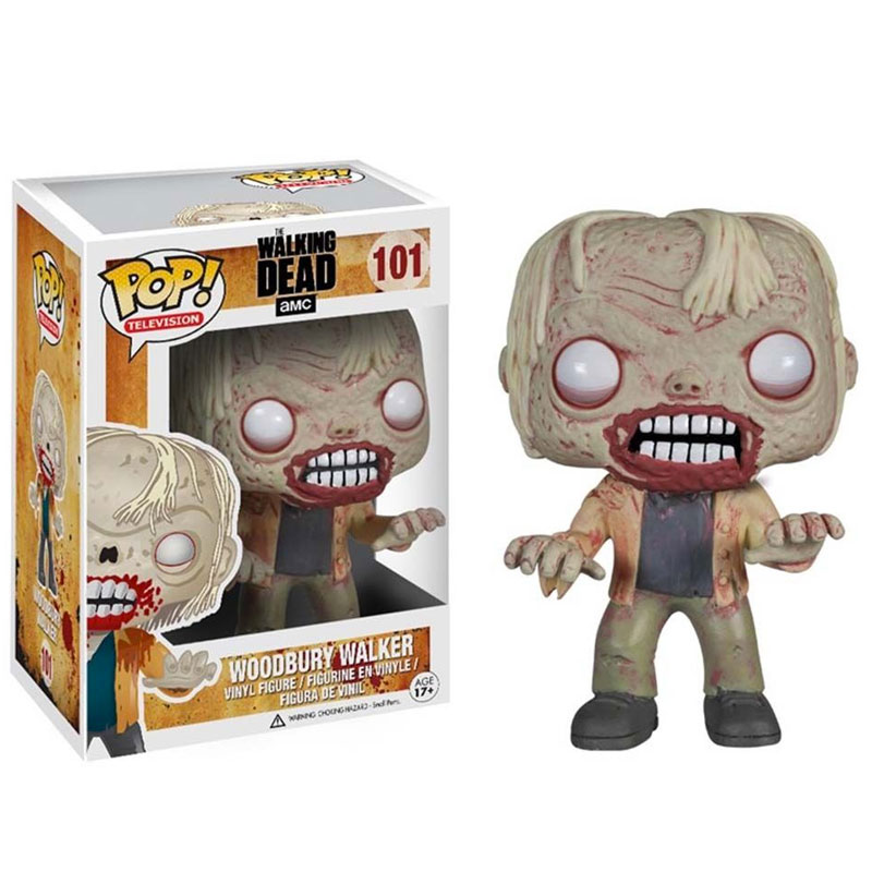 Gag Gifts - Pop! Vinyl Figure: Walking Dead, Woodbury Walker