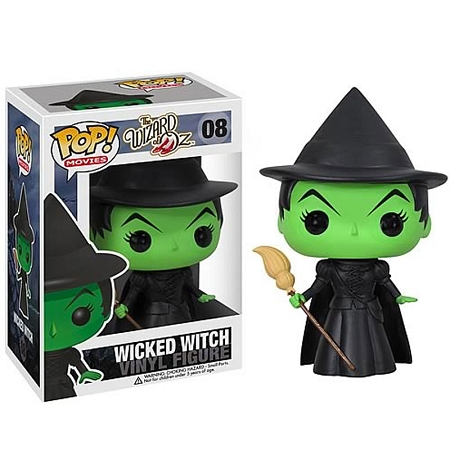 Gag Gifts - Pop! Vinyl Figure: Wizard of Oz Wicked Witch