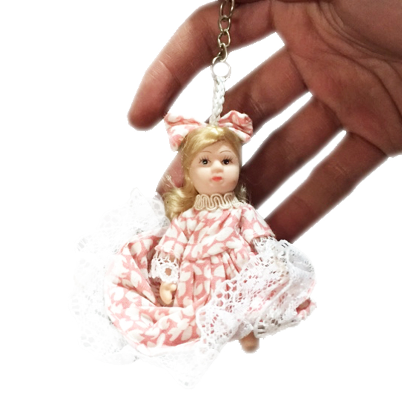 Gag Gifts - Porcelain Doll Keychain