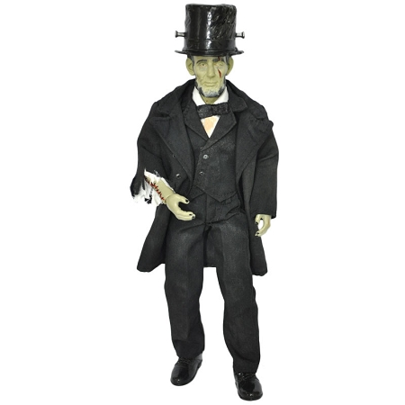 Gag Gifts - Presidential Monsters Action Figure: Lincolnstein, Abraham Lincoln