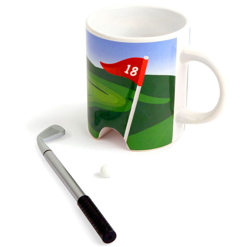 Gag Gifts - Putter Cup Golf Mug