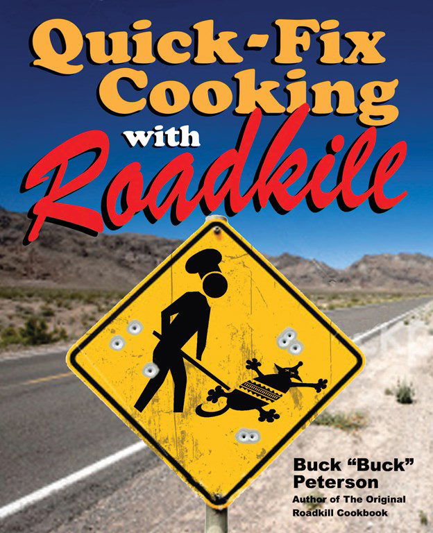 Gag Gifts - Quick-Fix Cooking with Roadkill Book