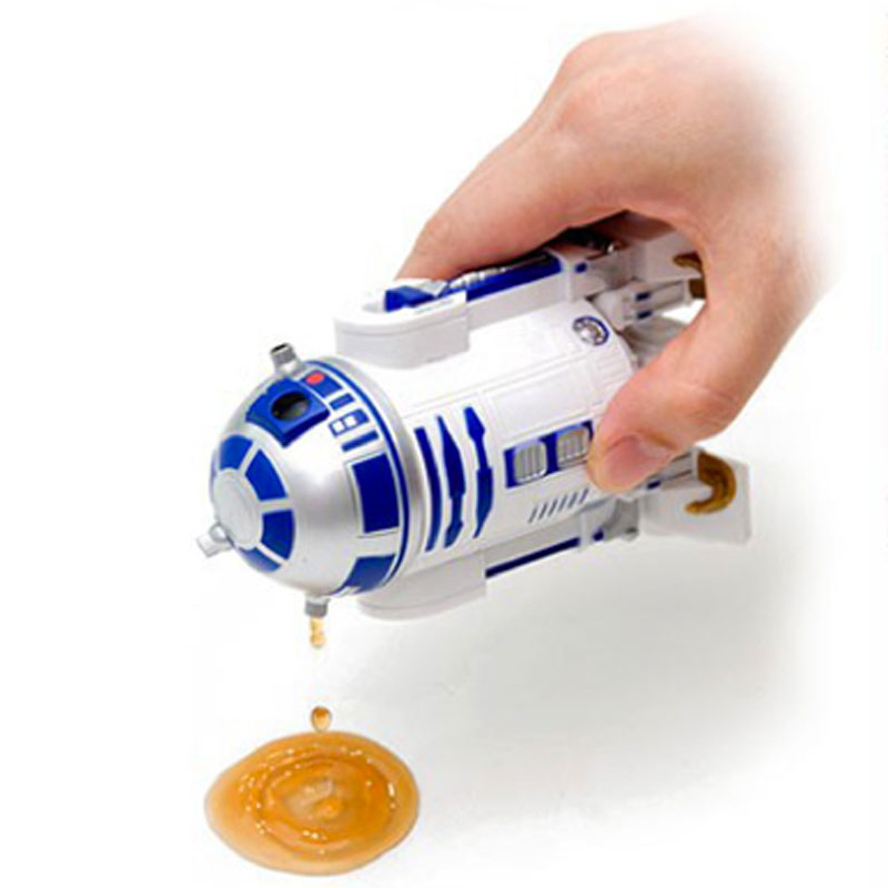 Gag Gifts - R2D2 Soy Sauce Bottle