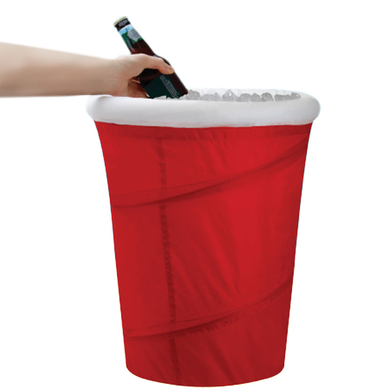 Gag Gifts - Red Cup Pop Up Cooler