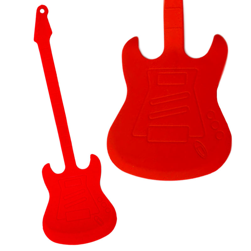 Gag Gifts - Red Guitar Spatula