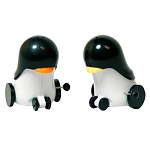 Rolling Penguins Salt and Pepper Shaker