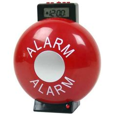 Gag Gifts - Rude Awakening Alarm Clock