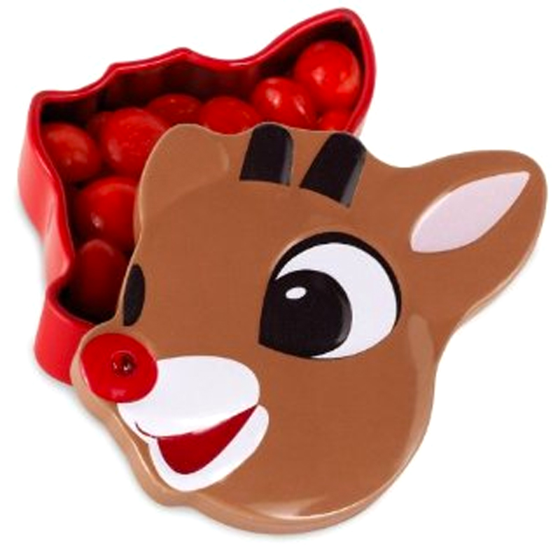 Gag Gifts - Rudolph Red Nose Candy