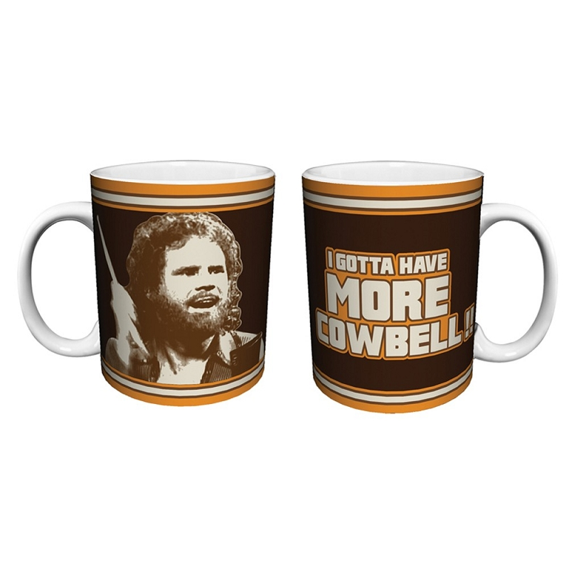 Gag Gifts - SNL Needs More Cowbell Mug