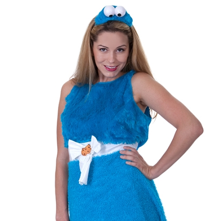 Gag Gifts - Sassy Cookie Monster Costume