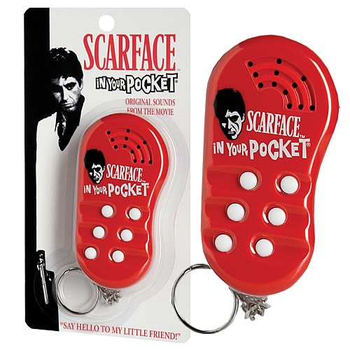 Gag Gifts - Scarface In My Pocket