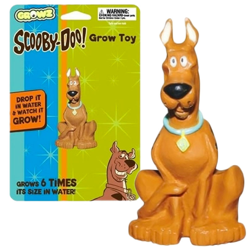 Gag Gifts - Scooby Doo Grow Toy