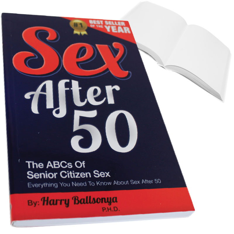 Gag Gifts - Sex After 50 Prank Book