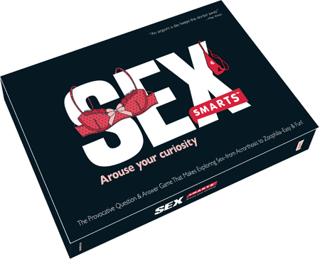 Gag Gifts - Sex Smarts Game