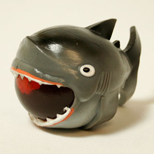 Gag Gifts - Shark Squeeze Toy