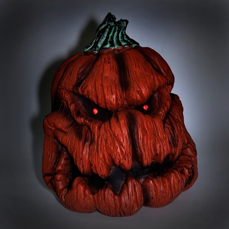 Gag Gifts - Sinister Pumpkin with Lights