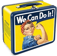 Smithsonian (We Can Do it!) Lunch Box